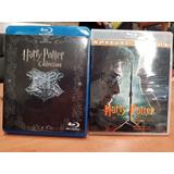 Harry Potter Completa Colección (blu-ray)