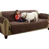 Funda Cobertor Cubre  Sofa Reversible Sillon 3 Cuerpos