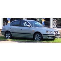Libro De Taller Hyundai Elantra 2004-2006, Envio Gratis.