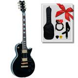 Guitarra Eléctrica Queen Slpc380 Tipo Les Paul - Queen Instr