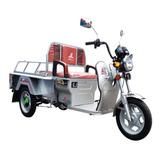Triciclo Moto Electrica Carga 300k Torito Jili 12 Homologado