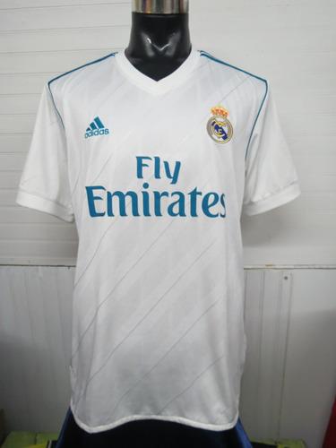 Camiseta Real Madrid Talla Xl Año 2018 75dbb794268d6