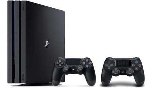 Consola Ps4 Pro 1tb Con 2  Controles Dualshock 4 - Bestmart