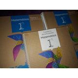 Todos Juntos 1 Basico Matematicas Tomo I Y Ii + Cuadernillo
