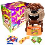 Wuau! Juego De Mesa Juguete Bad Dog Roco Croco Original