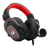 Audifono Gamer Redragon Zeus 2 H510 Pc/ps4/xbox/switch/movil