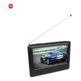 Mini Tv Digital Parlante Portatil Isdb-t Bt Usb Sd Bateria