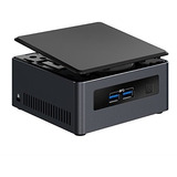 Intel Nuc 7 Business Mini Pc Kit Componentes Otros Blknuc7i3