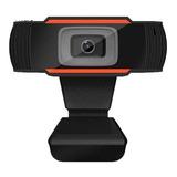 Camara Web Usb Con Microfono Teletrabajo Full Hd 1080p