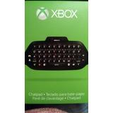 Teclado Xbox One Chatpad