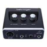 U-phoria Um2 Interfaz De Audio Usb - Behringer Envio Gratis