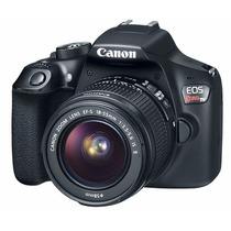 Camara Reflex Canon Eos Rebel T6 +18 55mm +bolso+memoria 16g