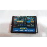 Sega Genesis 126 En 1 Cassette ( No Es Para La Mini At Game