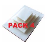 Pack 2 Láminas Termolaminado 100 Micas Carta Envio Gratis