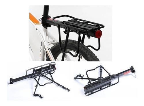 a52d84807c7 Parrilla Bicicleta Con O Sin Freno De Disco Porta Alforjas