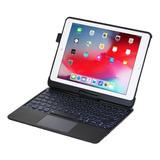 Funda De Teclado Para 2019 iPad 10.2/air 10.5/ iPad Pro 10.5