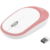 Mouse Inalambrico Philips Anywhere M314 Pink - Revogames