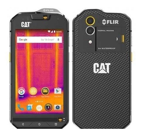 Celular Caterpillar Cat S60 Negro Liberado   Mastronics