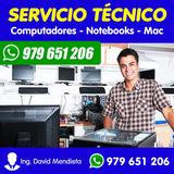 Formateo De Notebooks Y Computadores A Domicilio