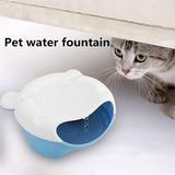 Fuente De Agua Para Mascotas, Perro, Gato, Saludable, Higié