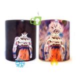 Tazón Goku, Tazon Magico, Dragon Ball, Ultra Instinto