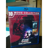 Star Wars Collection Blu-ray Ep. 1 Al 8 + Rogue One + Solo