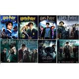 Saga Harry Potter Peliculas Completas Full Hd 1080 & 4k