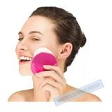 Limpiador Facial Masajeador Recargable Exfoliador