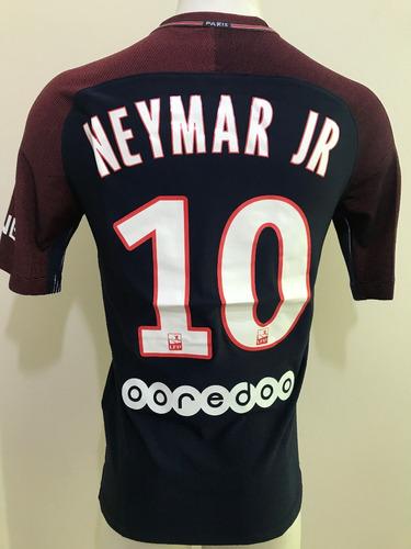Camiseta Psg Paris Saint Germain Version Jugador Neymar cabd4f582a014
