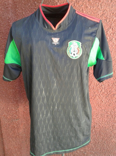 10b4c7bd9075c Polera Football Mexico Impecable Dry Fit