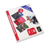 Papel Fotografico 4r Prime Pack 20 Uni