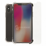 bfddb9469fa Kit Carcasa Iphone Xr / Xs Max + Lamina De Vidrio Templado