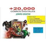 Coleccion Marvel Dc Comic +20000 Revistas Digitales+200 Gb