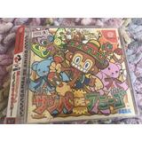 Samba De Amigo Dreamcast [jp] Juego Rítmico Como Nuevo