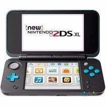 Nintendo 2ds Xl Black | Nuevas | - Sniper Game
