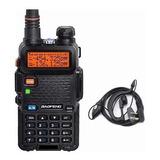 Radio Walkie Talkie Baofeng Uv-5ra 520mhz Uhf Vhf+manolibre