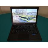 Ultrabook Ejecutivo Dell Latitude E7250 256gb 8g Ram Impeque