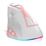 Ajazz Aj307 Vertical Gaming Mouse Ergonómico Con Cable Ratón