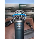 Microfonos Shure Beta58a Hechos En China