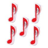 Piezas De Práctica De Música De Escenario Rojo