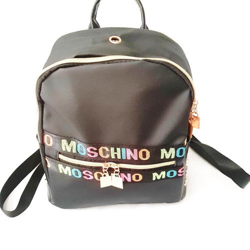 43817174e Mochilas Hermosas Mochilas Estilo Moschino