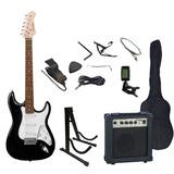 Pack Guitarra Electrica Pac9bkwh Scorpion Musicstore