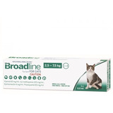 Broadline Pipeta Gato 2.5 -7.5kg Protege Interna Externa Tps