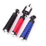 Trípode Flexible Portable Para Camara Y Smartphone Gira 360