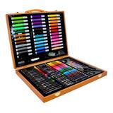 Set Lápices Artistic 150 Piezas Glowup R5909