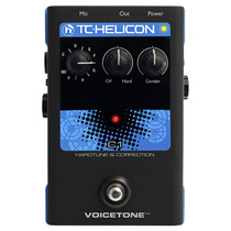 Tc Helicon Voicetone C1 + Microfono Mp-75 + Cable Xlr