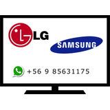 Reparación Tv Led Lg -samsung - Domicilio - Servicio Tecnico