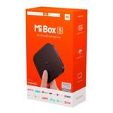 Xiaomi Mi Box S 4k Hdr Nuevas Selladas
