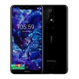 Nokia 5.1 Plus Negro Rom 32gb, Ram 3gb