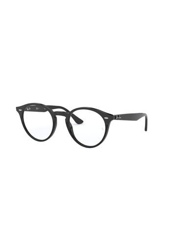 0582ce64e1 Lentes Opticos Shiny Black Ray-ban